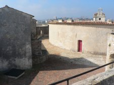 Visite du Fort Carré à Antibes