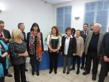 Photos 2016 » Réception Mairie